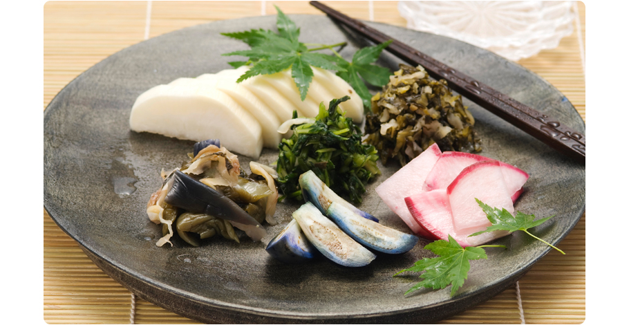 Kyoto Tsukemono Pickles gourmet