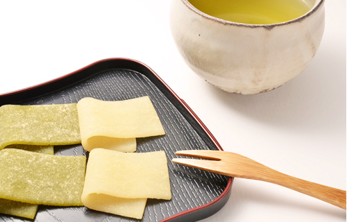 Characteristics of Yatsuhashi in Japan