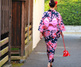 yukata Japanese clothes