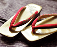 Japanese clogs sandals geta