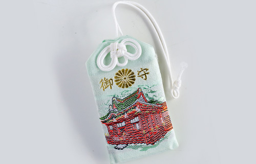 Amulet charm Japan shopping