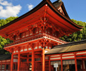 Shimogamo shrine kyoto japan sightseeing