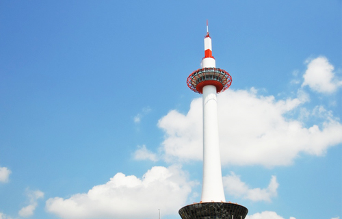 japan Kyoto tower