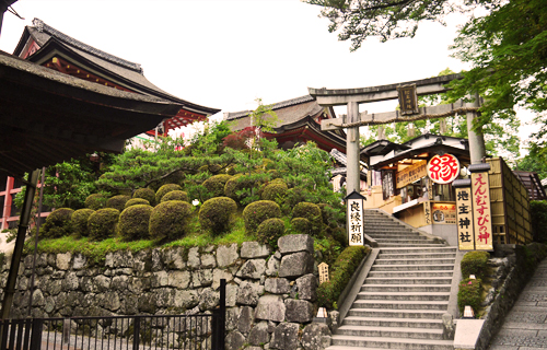 Image result for jishu jinja shrine